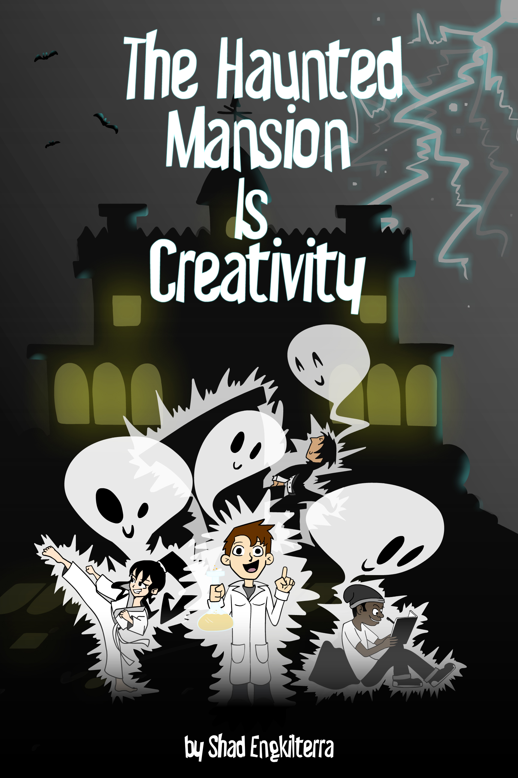 Haunted Mansion Is Creativity cover